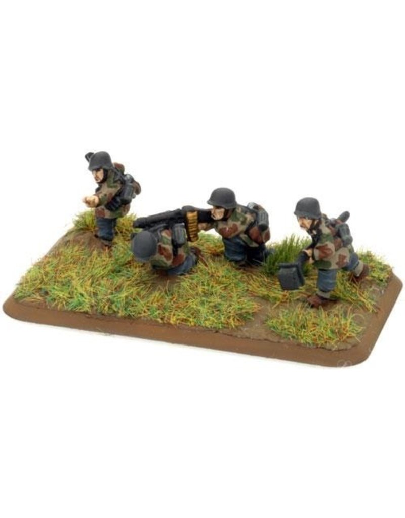 Flames of War GE807 German HG Pioneer Platoon