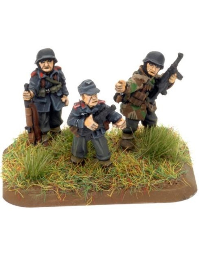 Flames of War GE804 German HG Heavy Platoon