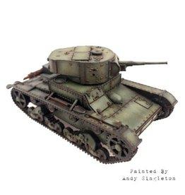 Trenchworx Trenchworx T-26 Light Tank 1/56