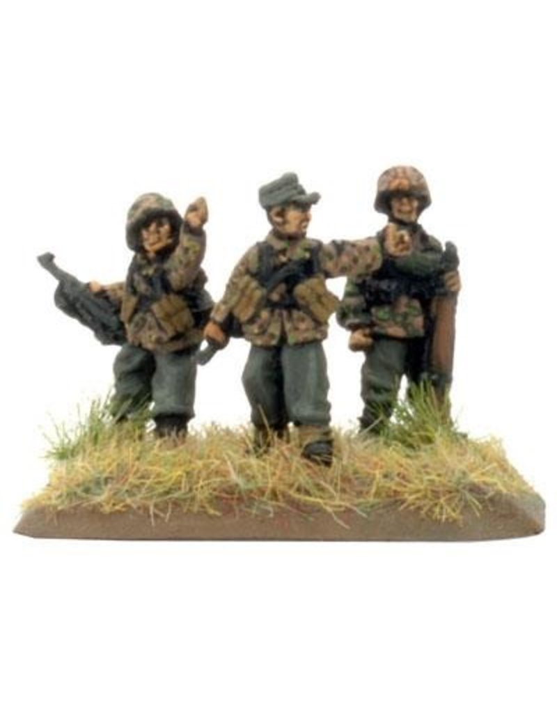 Flames of War GE815 German SS Mortar Platoon