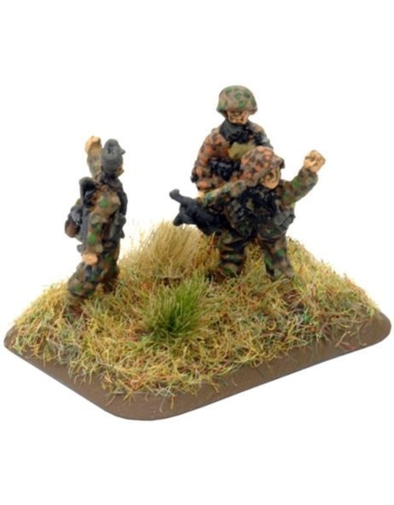 Flames of War GE818 German SS Hvy Mortar Platoon