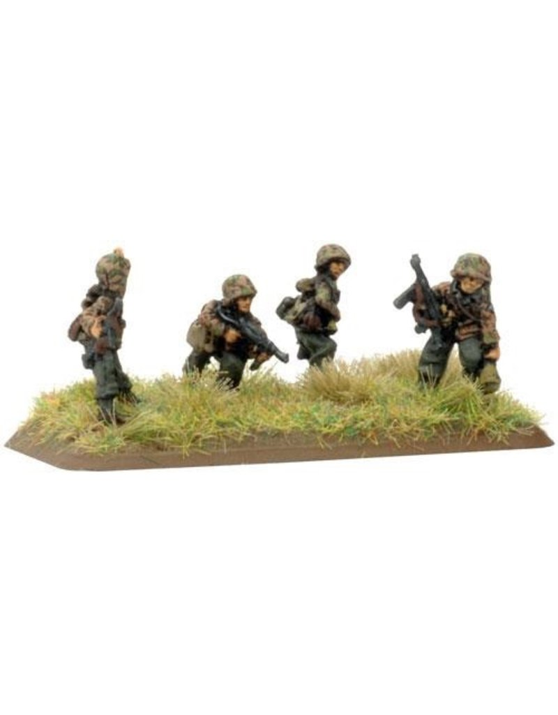 Flames of War GE819 German SS Tank Hunter Platoon