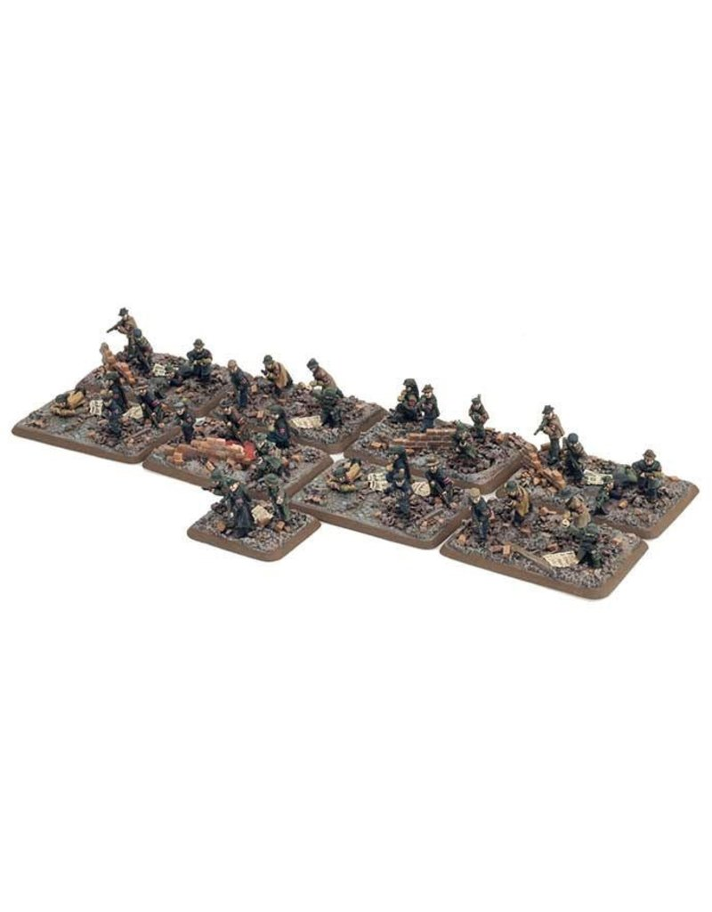Flames of War GE823 Volkssturm Platoon