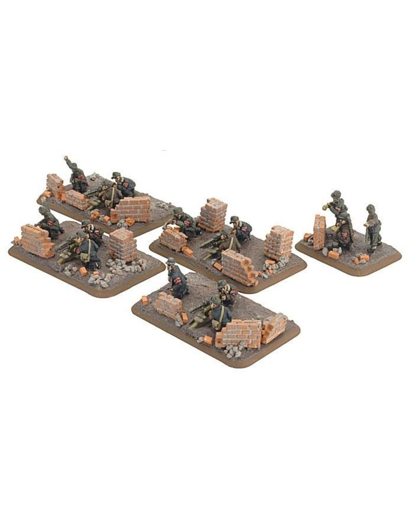 Flames of War GE824 Volkssturm HMG Platoon