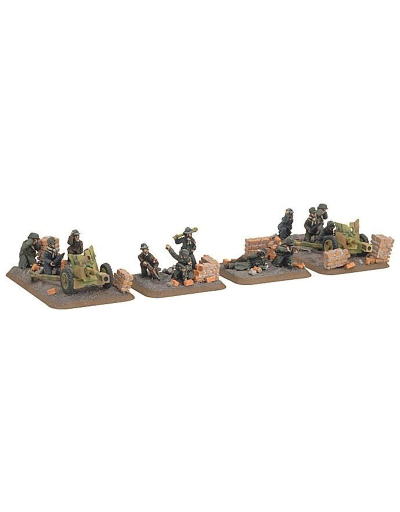 Flames of War GE826 Volkssturm Infantry Gun Platoon