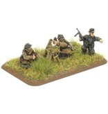 Flames of War GE835 German Gebirgsjager Mortar Plt