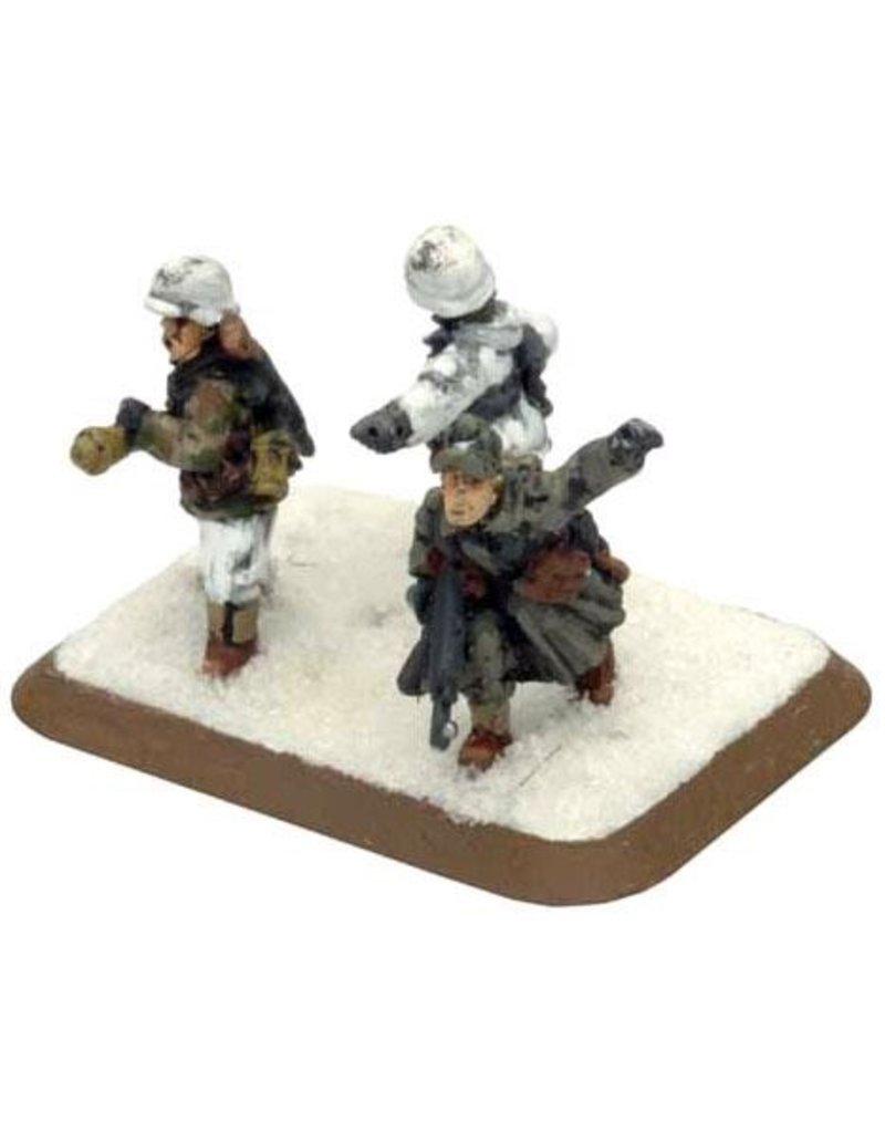Flames of War GE843 Sturm Platoon Winter