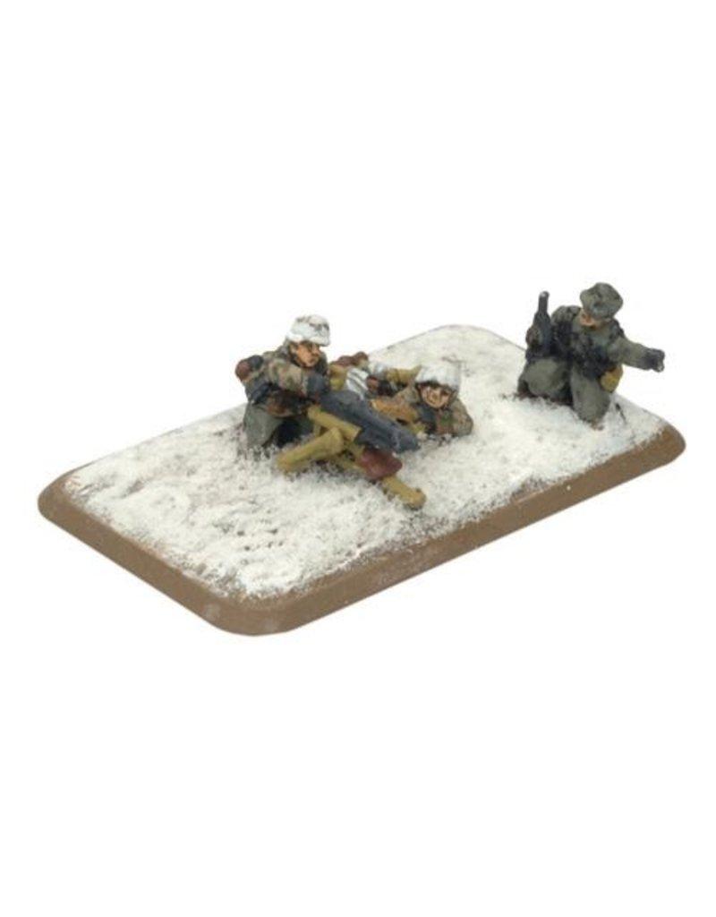 Flames of War GE844 German HMG Platoon Winter
