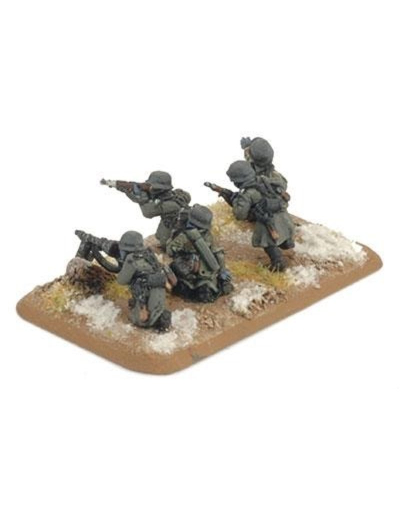 Flames of War GE862 Infanterie Platoon (Greatcoat)
