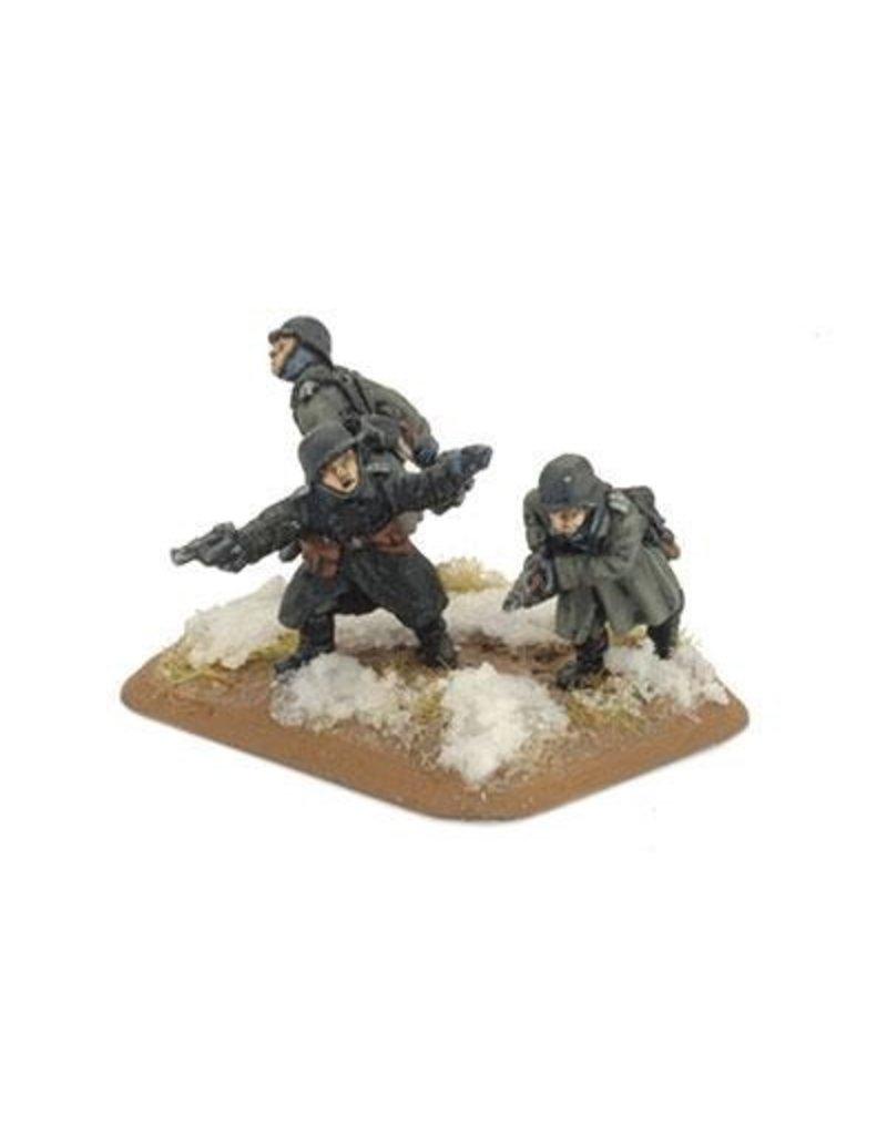 Flames of War GE862 Infanterie Platoon (Greatcoat)