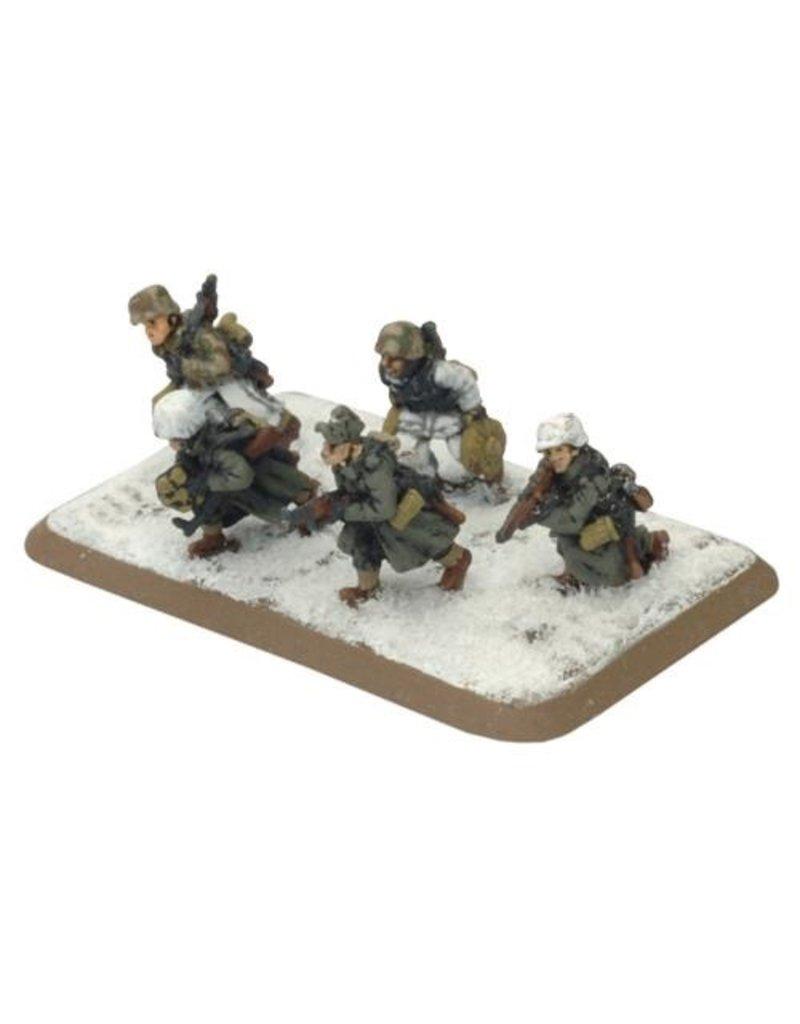 Flames of War GE847 German Pioneer Platoon Winter