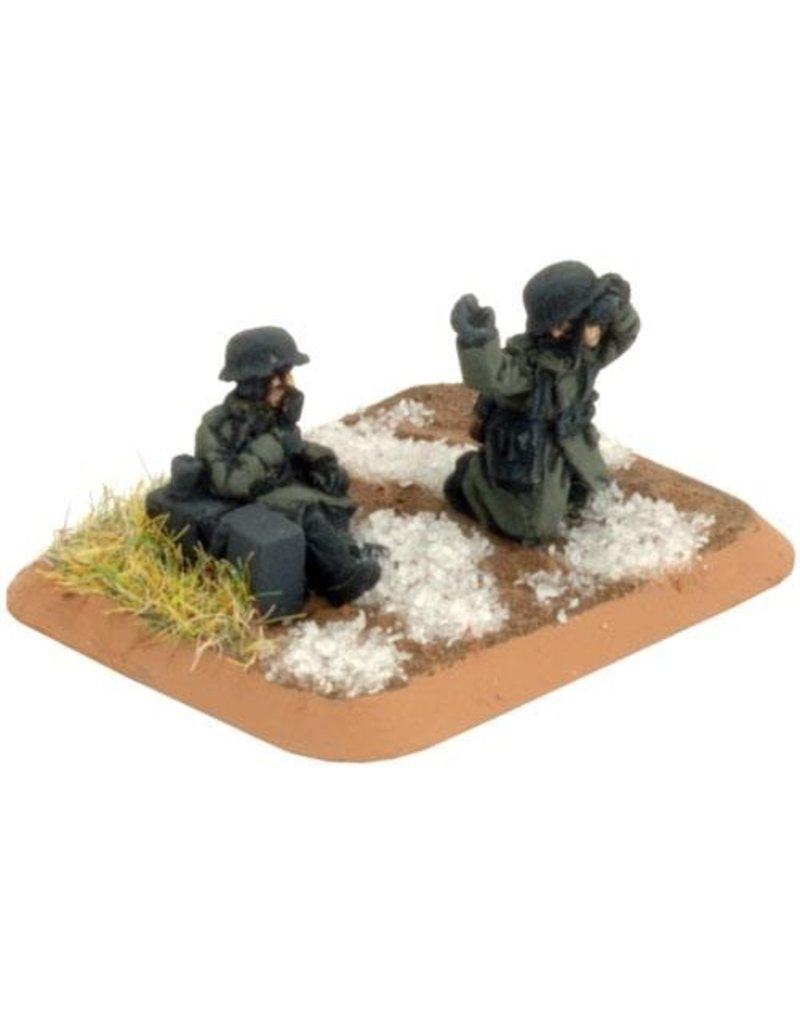 Flames of War GE865 Mortar Platoon (Greatcoat)