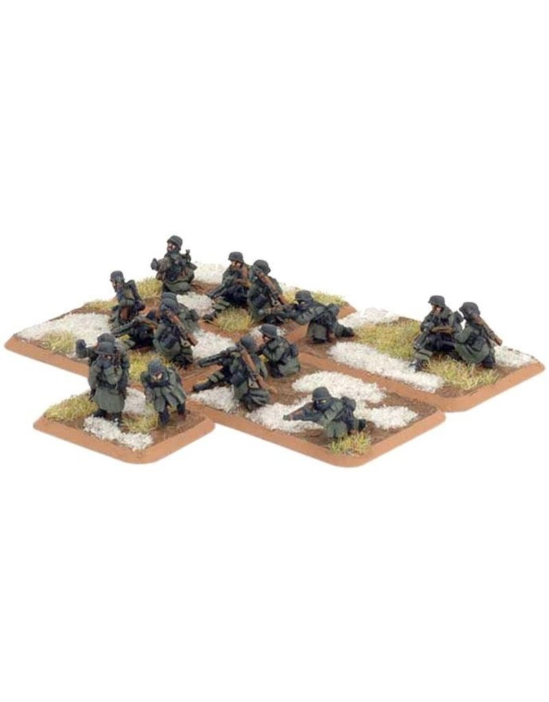 Flames of War GE864 HMG Platoon (Greatcoat)