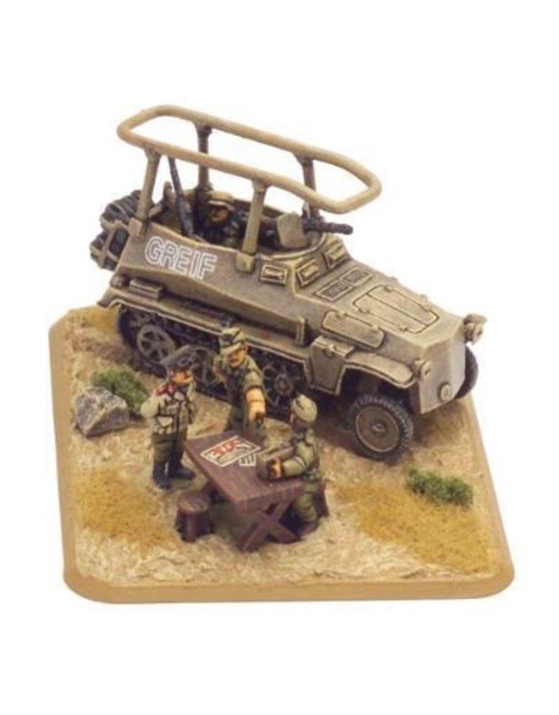Flames of War GE885 German Generalfeldmarschall Rommel