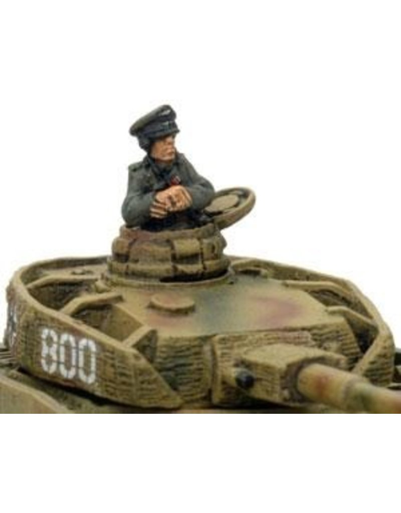 Flames of War GE887 German Major Von Luck