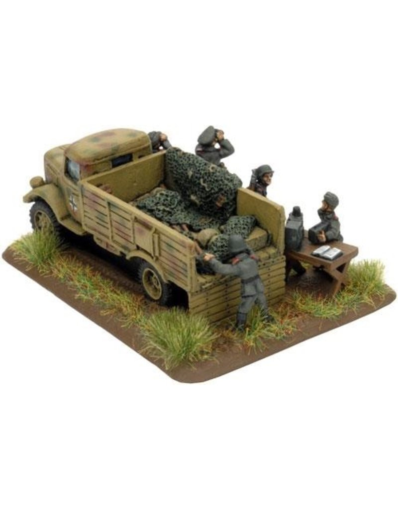 Flames of War GE891 German Oberst Gosewisch