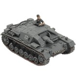 Flames of War GE893 German Unterschar Wittmann
