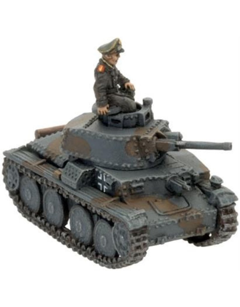 Flames of War GE892 German Generalmajor Rommel