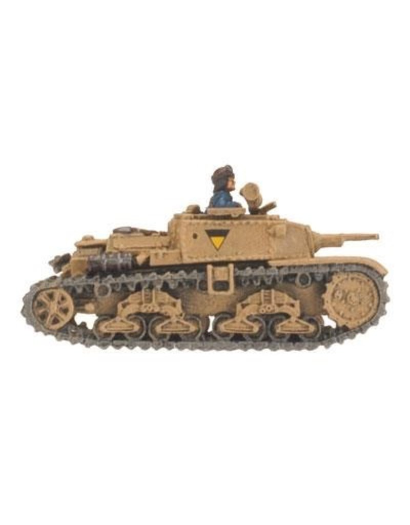 Flames of War IT110 Carro Comando M41