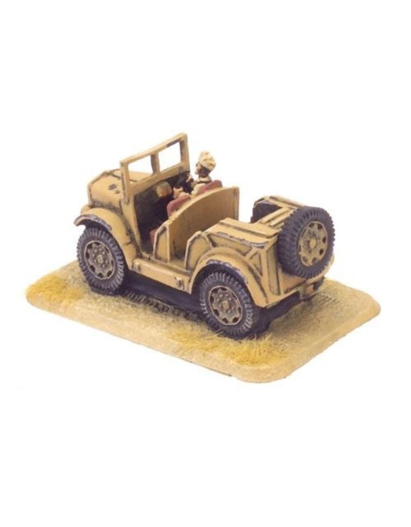 Flames of War IT271 TL-37 tractor (x2)