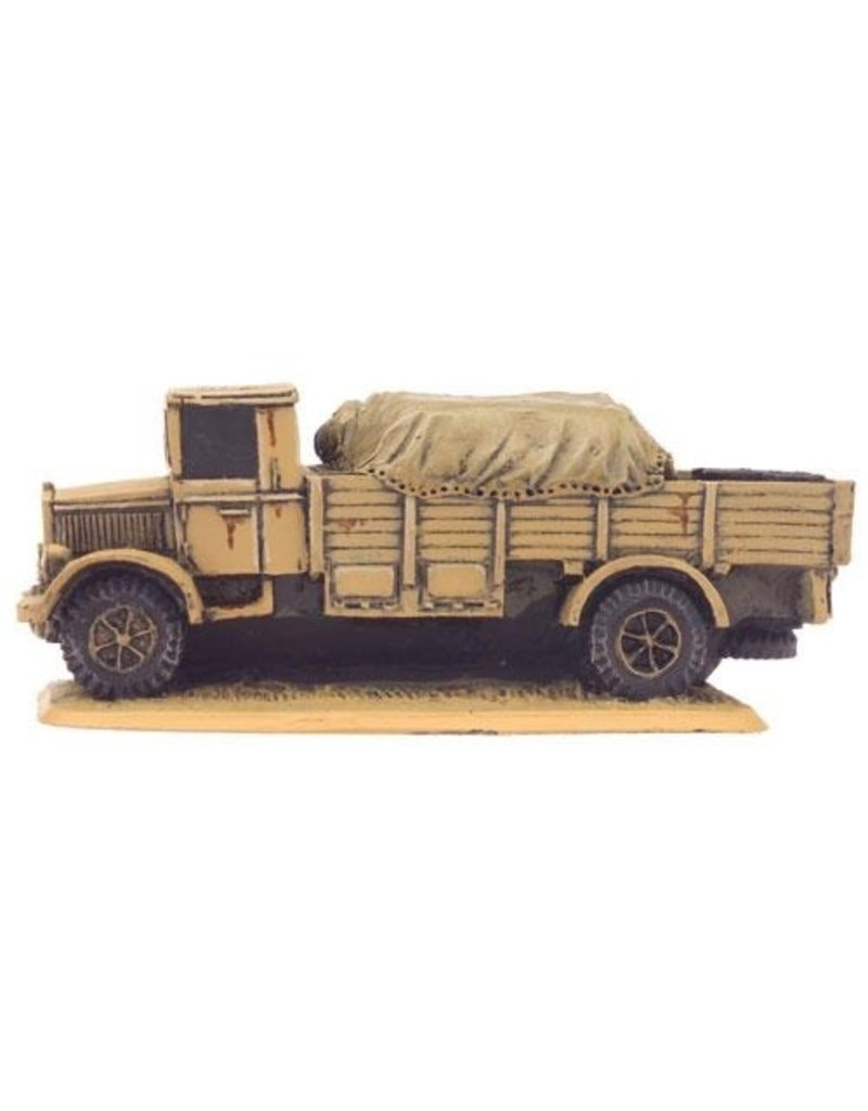 Flames of War IT440 Lancia 3RO 6-ton truck (x2)