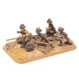 Flames of War IT562 47/32 gun (x2) (Bersaglieri)