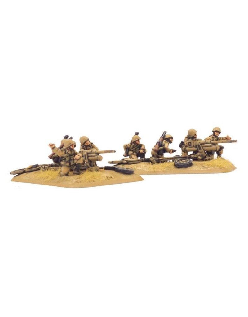 Flames of War IT560 47/32 gun (x2)