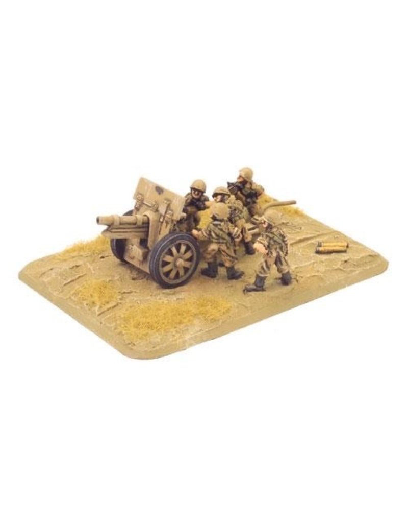 Flames of War IT570 75/27 gun (x2)