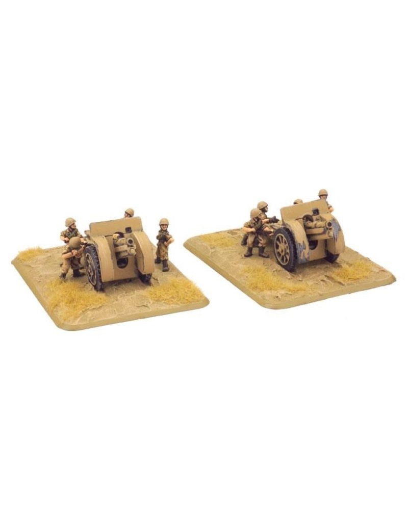 Flames of War IT580 100/17 howitzer (x2)