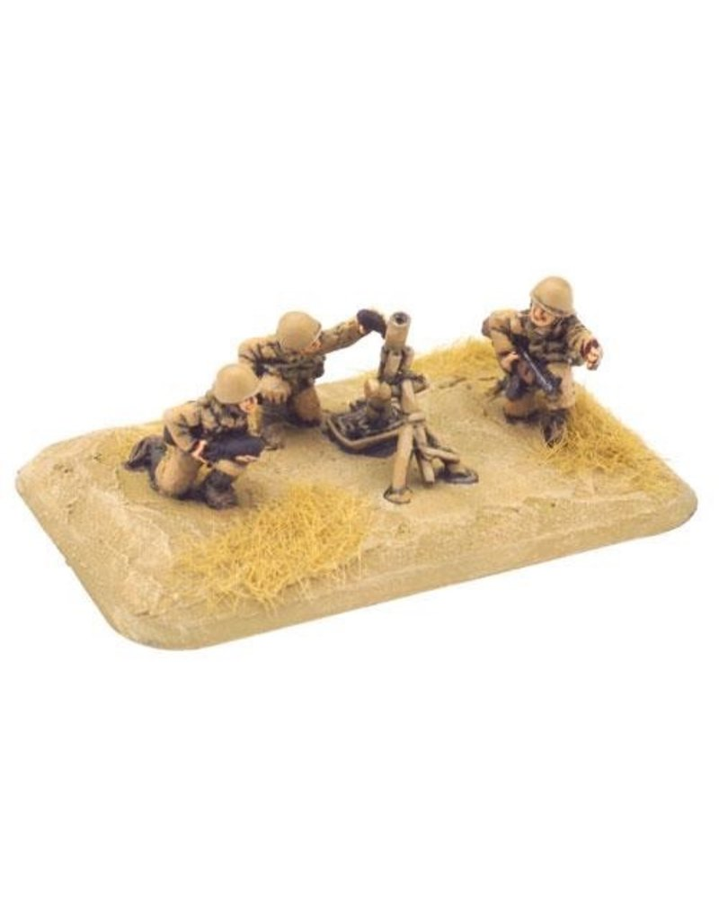 Flames of War IT705 Italian Mortar Platoon