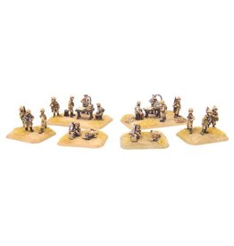 Flames of War IT709 Italian Artillery HQ
