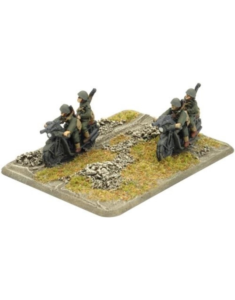 Flames of War IT728 Italian Motociclist Platoon