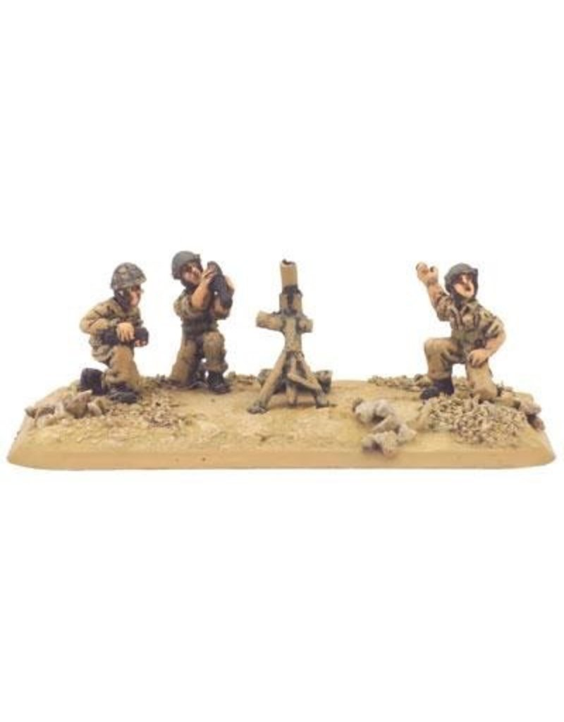 Flames of War IT745 Italian Paracadutisti Mortar P