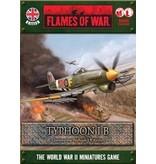 Flames of War AC005 Typhoon (1:144)