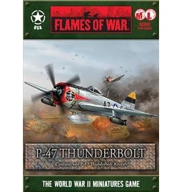 Flames of War AC007 P-47 Thunderbolt (1:144)