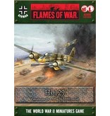 Flames of War AC006 HS 129 (1:144)