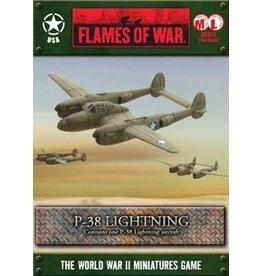 Flames of War AC011 P-38 Lightning (1:144)