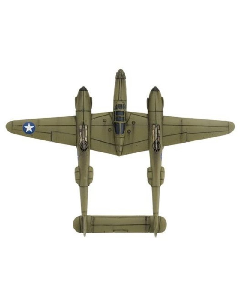 Flames of War AC011 P-38 Lightning (1:144)