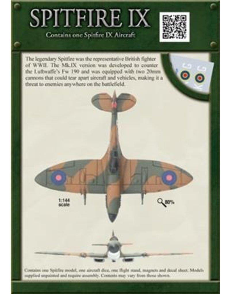 Flames of War AC013 Spitfire IX (1:144)