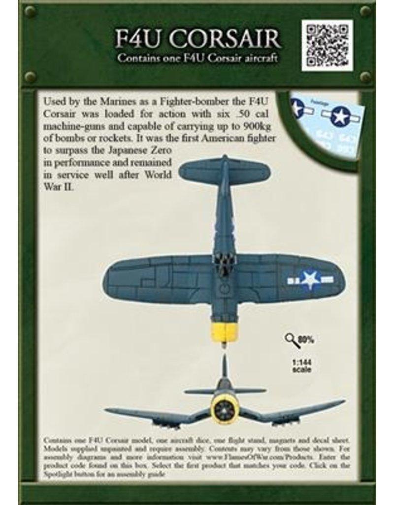 Flames of War AC016 F4U Corsair