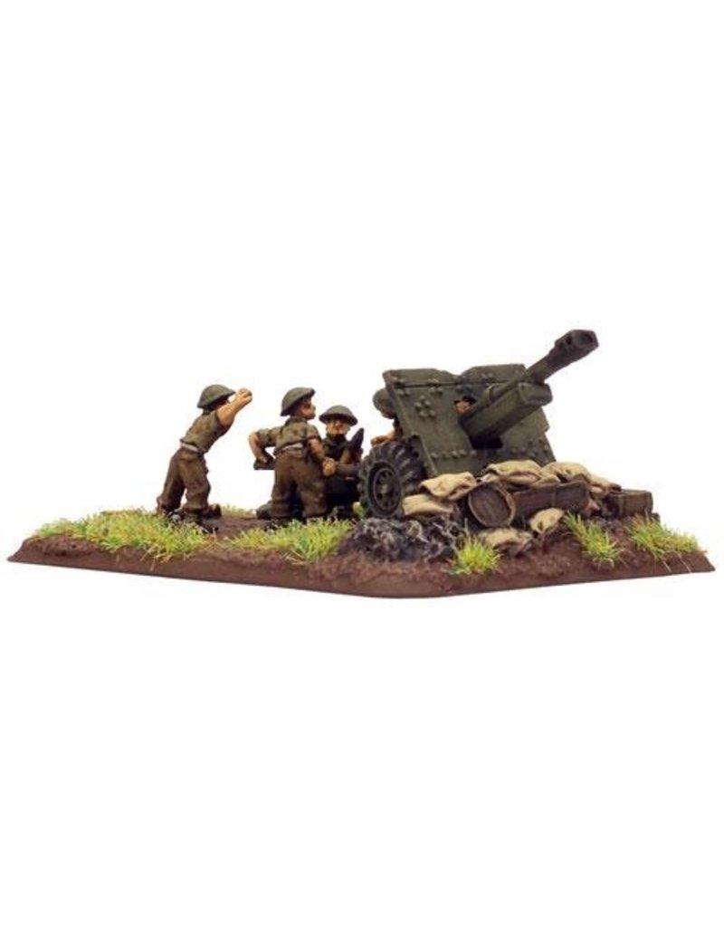 Flames of War BBX09 Royal Artillery Battery
