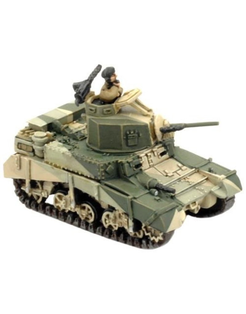 Flames of War BBX25 Honey Armoured Platoon