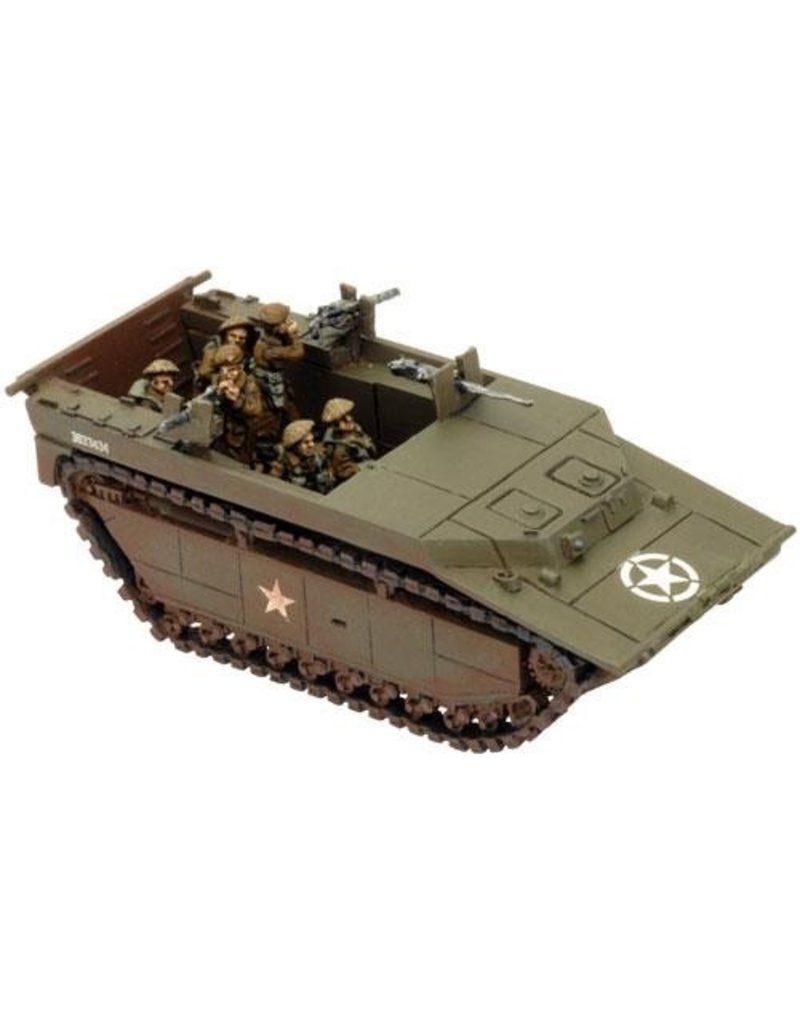 Flames of War BBX26 LVT-4 Water Buffalos