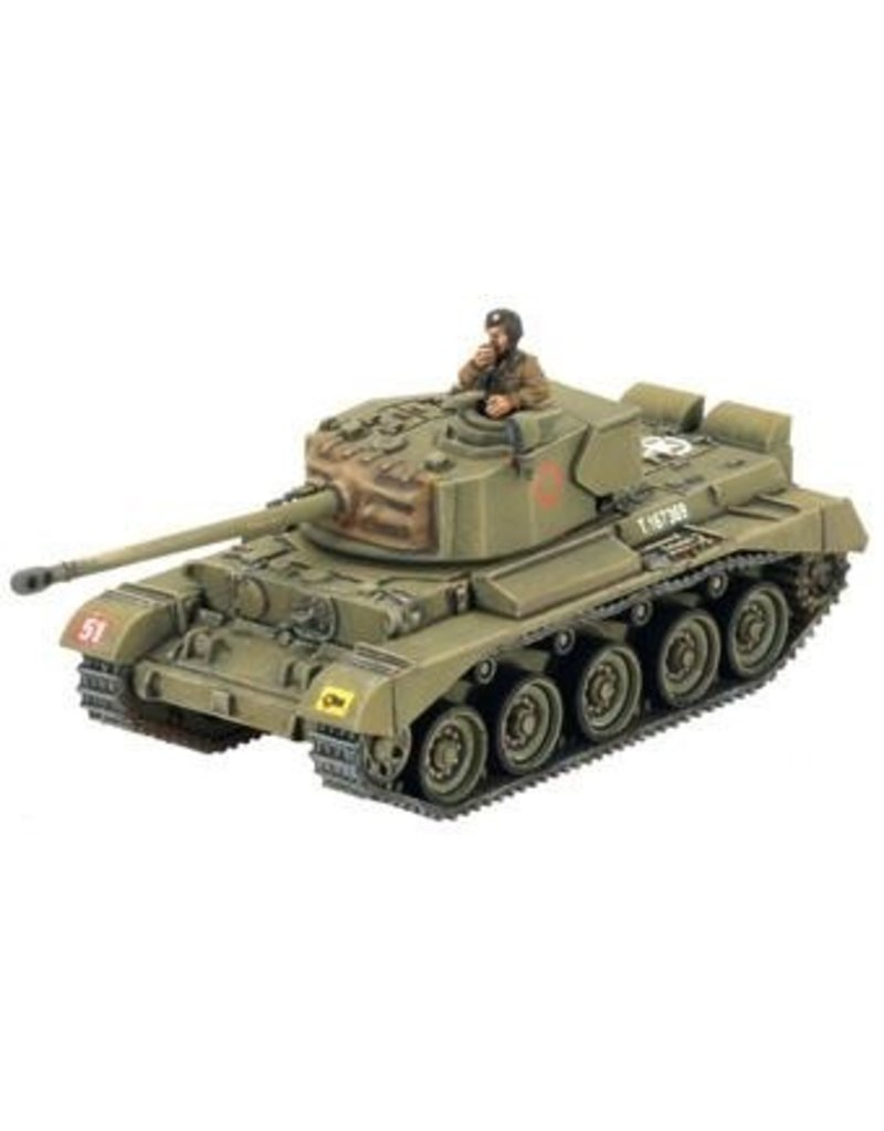Flames of War BBX30 Comet (Plastic)