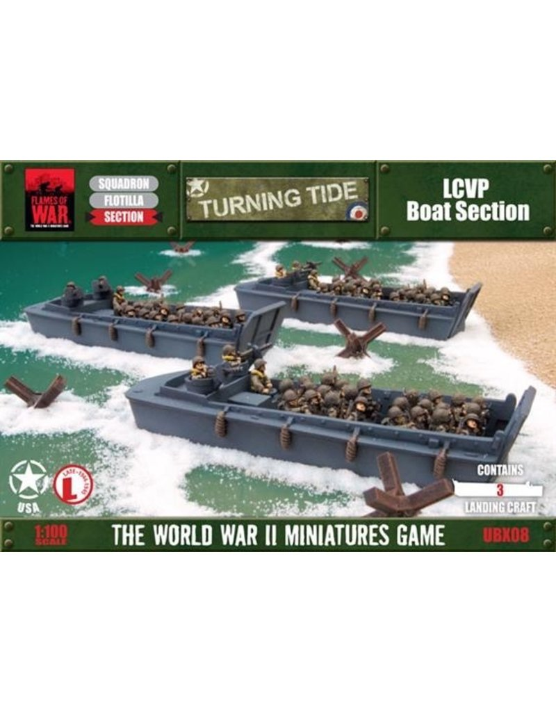 Flames of War UBX08 LCVP