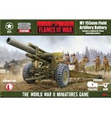 Flames of War UBX11 Medium Artillery Battery