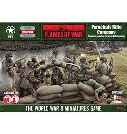Flames of War UBX18 Parachute Rifle Company