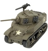 Flames of War UBX21 M5A1 Stuart Light Tank Platoon