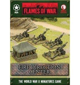 Flames of War UBX23 Fire Direction Center