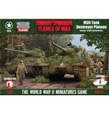 Flames of War UBX30 M36 Tank Destroyer Platoon